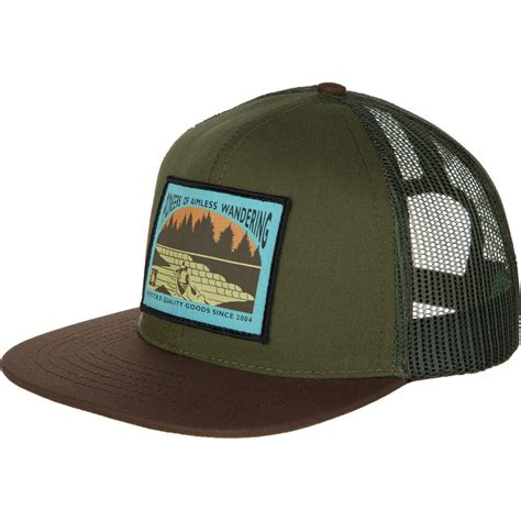 Trucker Hat Trucker 1 hippy tree shasta trucker hat backcountry