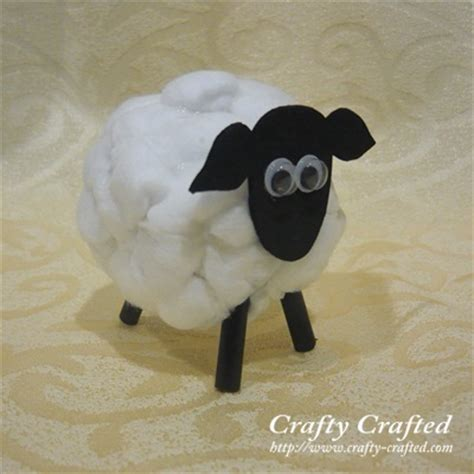 cotton craft for crafty crafted 187 archive crafts for children
