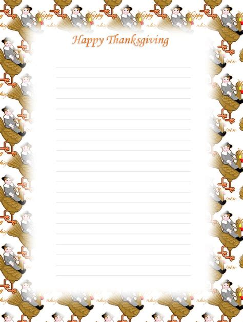 printable thanksgiving stationery printable thanksgiving stationery happy easter