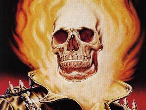 imagenes de calaveras en fuego imagenes varias rockeras y muchas taringa
