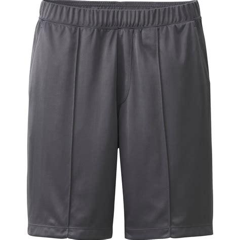 Uniqlo Mens Sweatpants Grey Original uniqlo mesh in gray for gray lyst