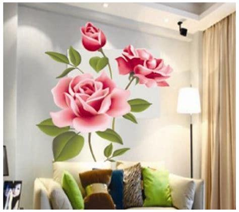 Dibujos Para Pintar Paredes | dibujos de flores para decorar paredes jpg 600 215 533