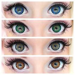 s style circle lens review flora blossom