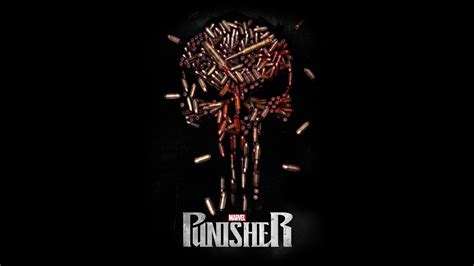 wallpapers for home wall uhd 4k the punisher bullet logo marvel 26