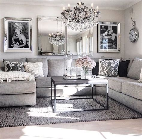 Grey Living Room Mirror Best 25 Mirrored Picture Frames Ideas On