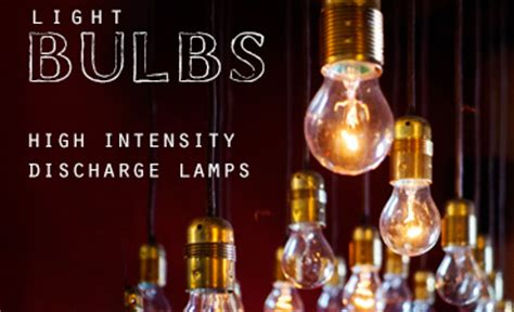 High Intensity Discharge Light Bulbs High Intensity Discharge Ls Primelite