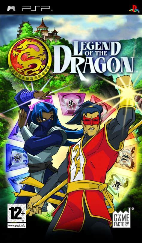 legend   dragon  psp djuegos