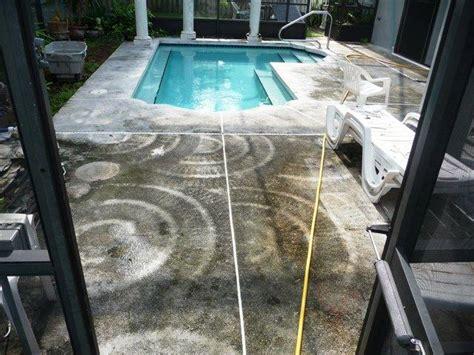 pool deck pressure washing pool deck pressure cleaning