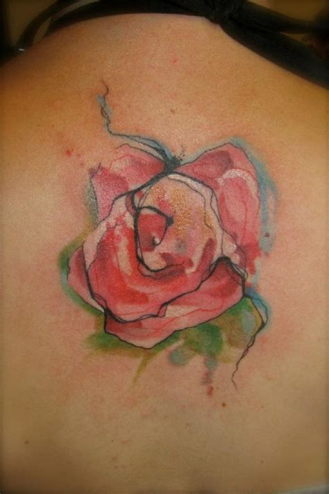 water color rose tattoos 364 best watercolor tattoos images on