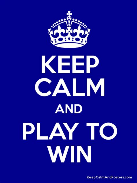 play to win donald payne - Play To Win Money