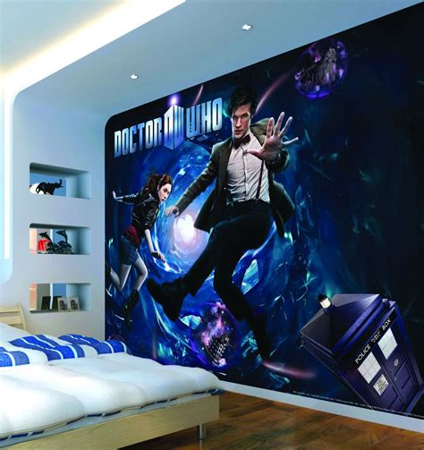 doctor who wall mural dr who wall mural peenmedia