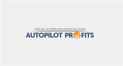 Make Money Online On Autopilot - autopilot profits review is it a scam or not