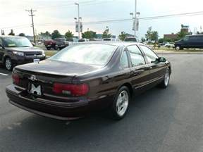 1996 Chevrolet Impala Ss Featured Cars Chevrolet Impala 1996 Chevrolet Impala
