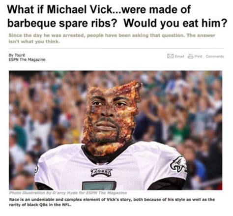 Michael Vick Memes - espn s vick article fall out the best quot what if michael