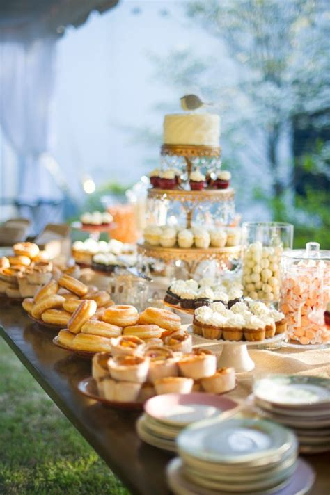 Wedding Anniversary Buffet Ideas by Wedding Dessert Buffet Ideas For Winter