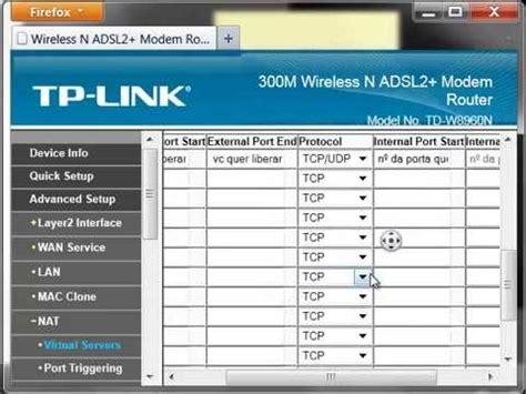 aprire porte emule tp link tutorial come aprire le porte router utorrent