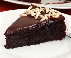 schoko mandel kuchen chocolate almond cake recipe dishmaps