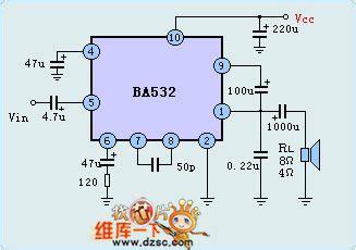 Ic Ba532 index 1736 circuit diagram seekic