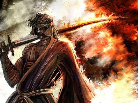 imagenes romanticas de samurai x wild august るろうに剣心 wallpaper