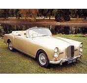 Alvis TE21/TF21  Classic Car Review Honest John