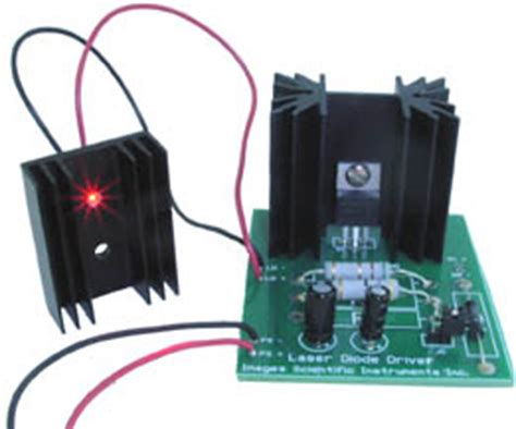 laser diode driver power supply holography equipment and supplies