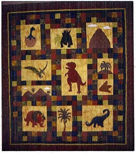 Dinosaur Quilt Patterns For Free by 132 Best Images About Dinosaur Quilt On