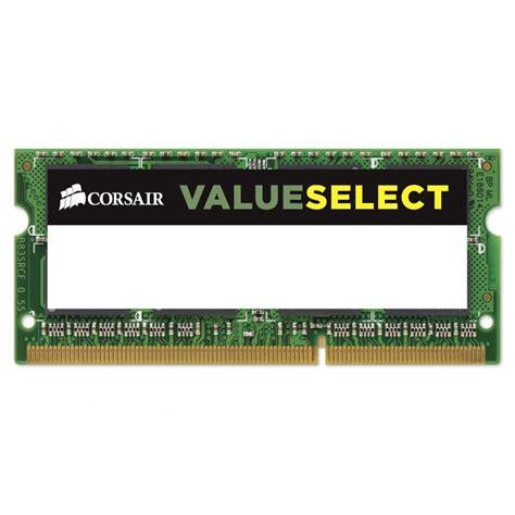 Ram Corsair 8gb Ddr3l corsair 8gb value ddr3l 1600mhz 1 35v low voltaj cl11 notebook ram vatan bilgisayar