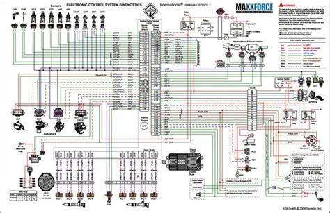 wiring diagrams for international trucks intergeorgia info