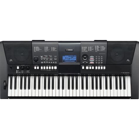 portable keyboards bh photo video manual guide yamaha psr e423 portable keyboard psre423 b h photo video
