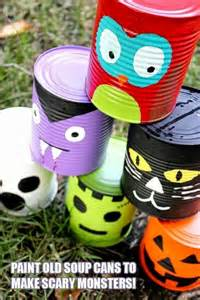 Halloween Decorations Craft Ideas Diy Easy Fun Crafts For Kids At Home