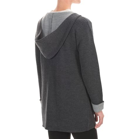 New Kardigan jones new york hooded cardigan sweater for
