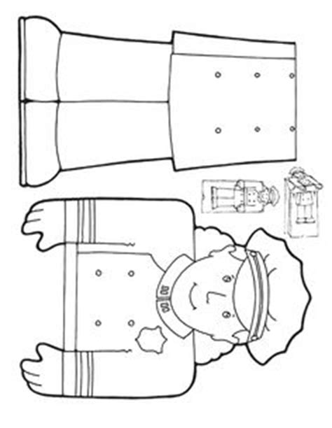 paper pattern of vigilance officer 1000 images about paper bag puppets on pinterest paper