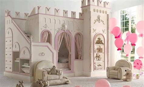 princes bed princess castle home bedrooms pinterest