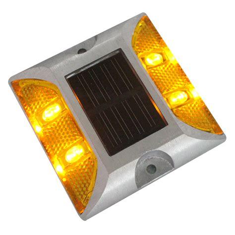 solar powered road lights solar powered led road stud