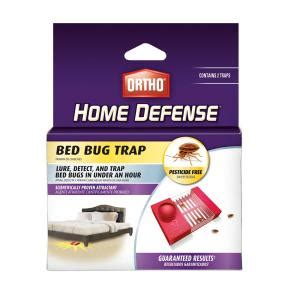 home depot bed bug traps ortho home defense bed bug trap 2 pack 0465510 the
