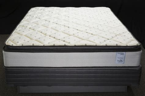 Amethyst Pillow Top Mattress by Solstice Sleep Products Vermillion Pillow Top