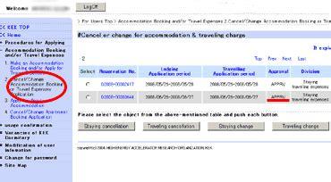 jp application status kek users office kek support for traveling expenses