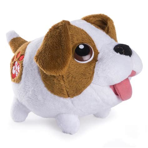 chubby puppies single pack jackrussell terrier toys jack russell terrier plush chubby puppies