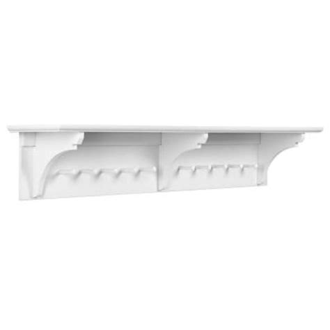 Picket Fence Shelf by Martha Stewart Living Solutions Picket Fence 70 In W