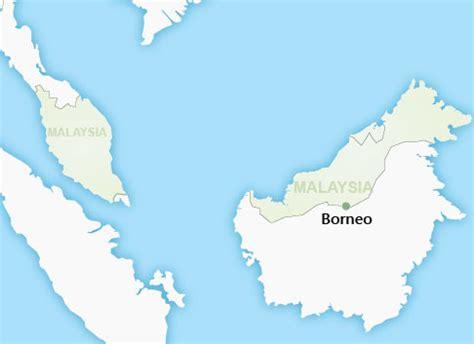 Tas Borneo Island malaysia borneo travel guide wendy wu tours