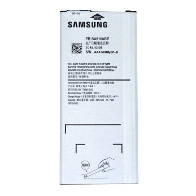 100 Original Samsung Battery Eb L1l7llu I9260 Galaxy Premier bateria original samsung a5 2016 eb ba510abe 2900mah the phone shop