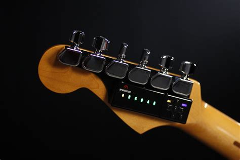 TronicalTune Automatic Guitar Tuner   MIKESHOUTS