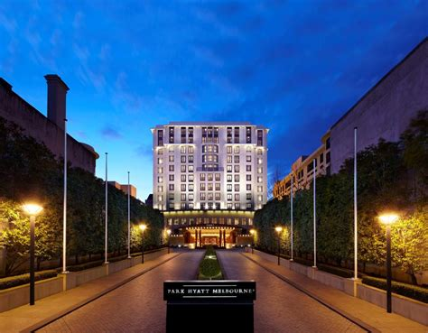 hotel park hyatt melbourne australia bookingcom