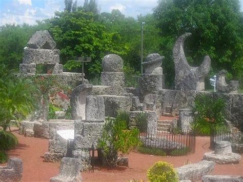 a magical secret garden coral castle awakening sacred flow