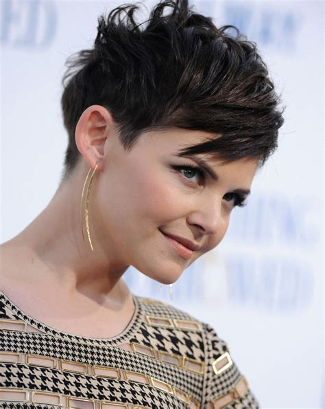 the hair world borrowed the more pics of ginnifer goodwin cut 9 of 14