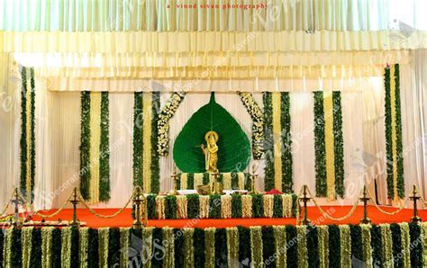kerala style wedding stage decoration   DriverLayer Search