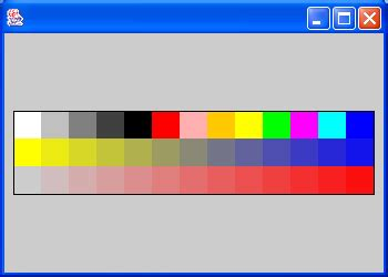 gradientpaint demo gradient paint 171 2d graphics gui 171 java