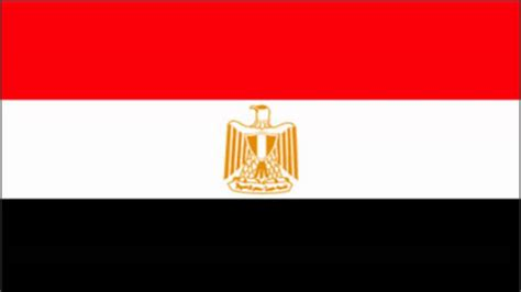 flags of the world egypt egypt flag and anthem youtube