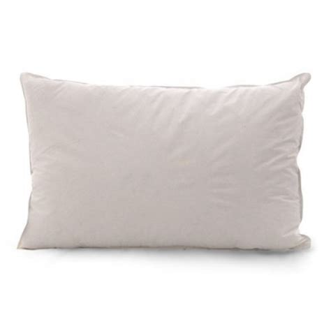 King Bolster Pillow by Pillows King White Goose Feather And 3 Ft
