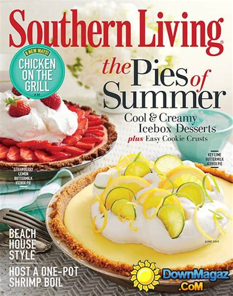 southern living annual recipes 2017 an entire year of recipes books southern living june 2015 187 pdf magazines